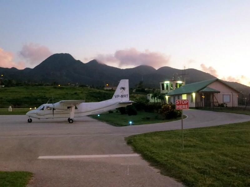 John A Osborne Airport