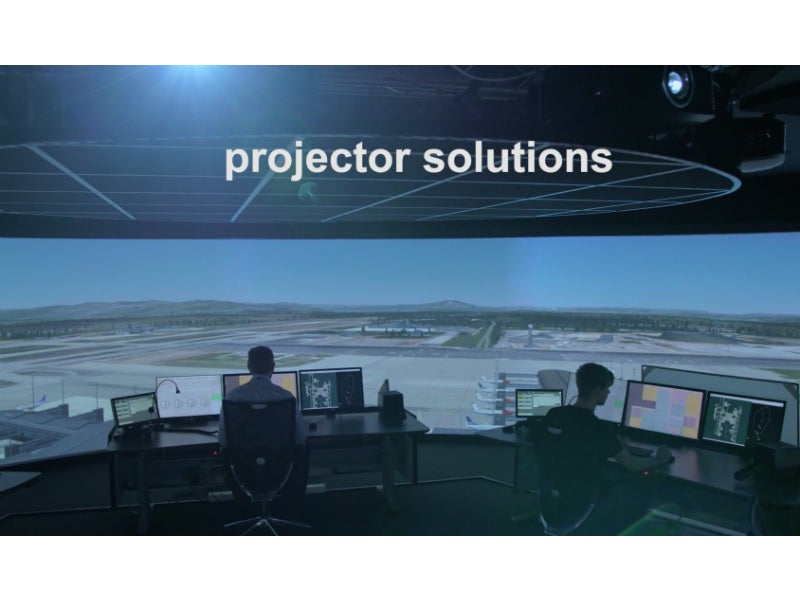 air traffic projector