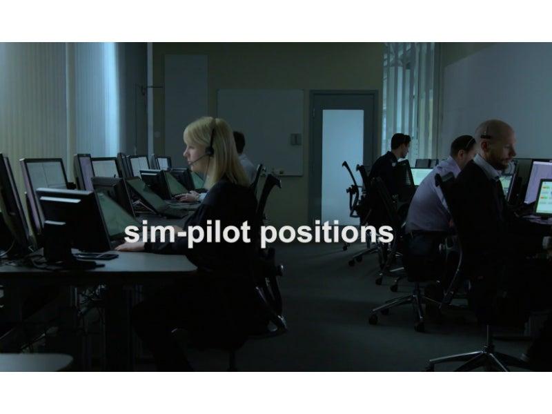 pilot simulator