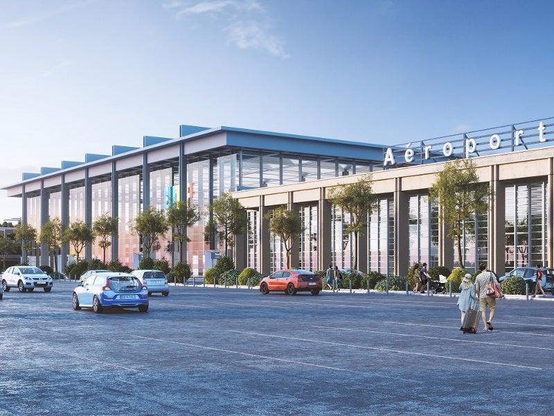Marseille Provence international airport