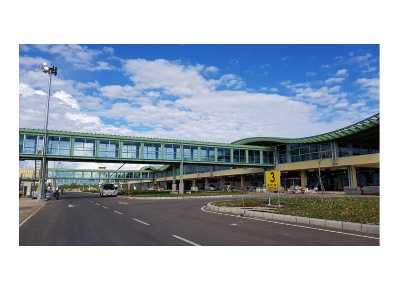 The airport has the capacity to accommodate two million passengers a year. Image courtesy of GOVPH.