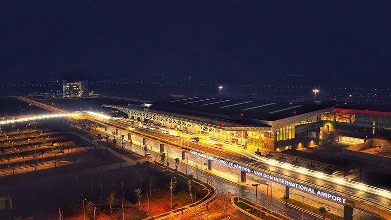 Van Don Airport, Vietnam