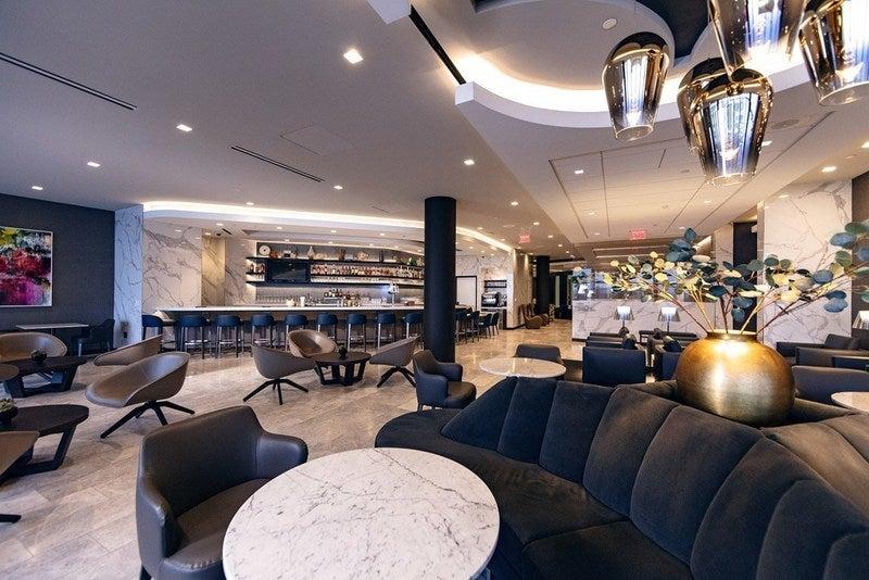 Polaris lounge