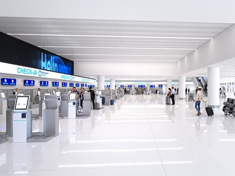 Birmingham International Airport Expansion
