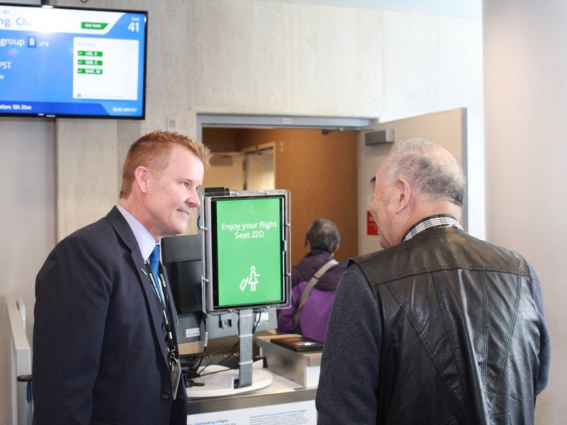 Facial recognition at LAX: glimpsing the new face of airport security
