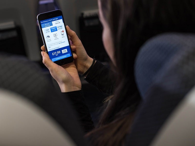 How does in-flight Wi-Fi work?