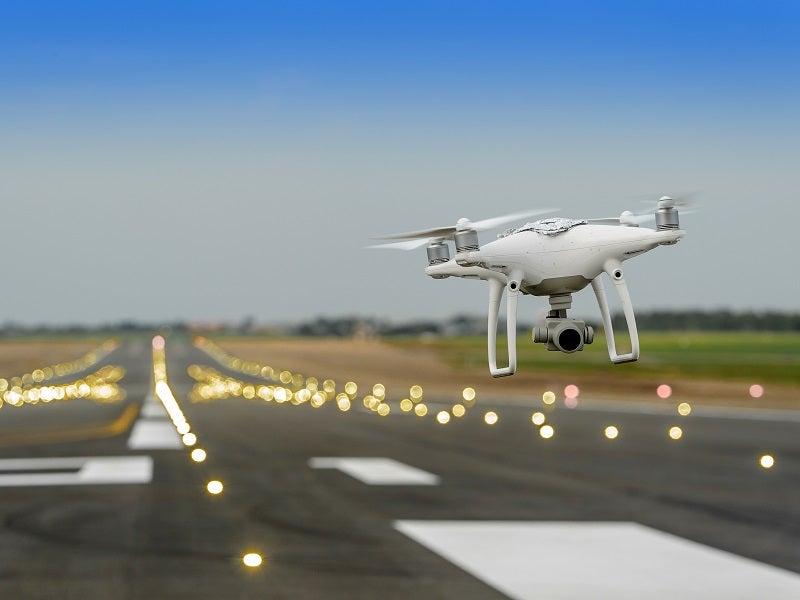 Gatwick drone impact