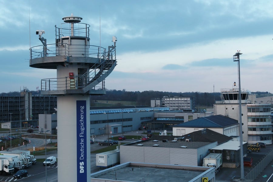 Developing the largest-scale remote air traffic control tower