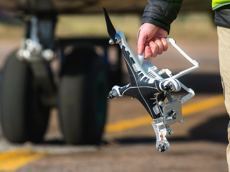 Countering drones at airports: what are the technology options out there?