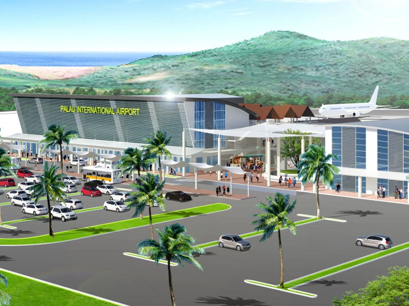 The expansion project is expected to be completed in 2020. Credit: palaugov.pw.