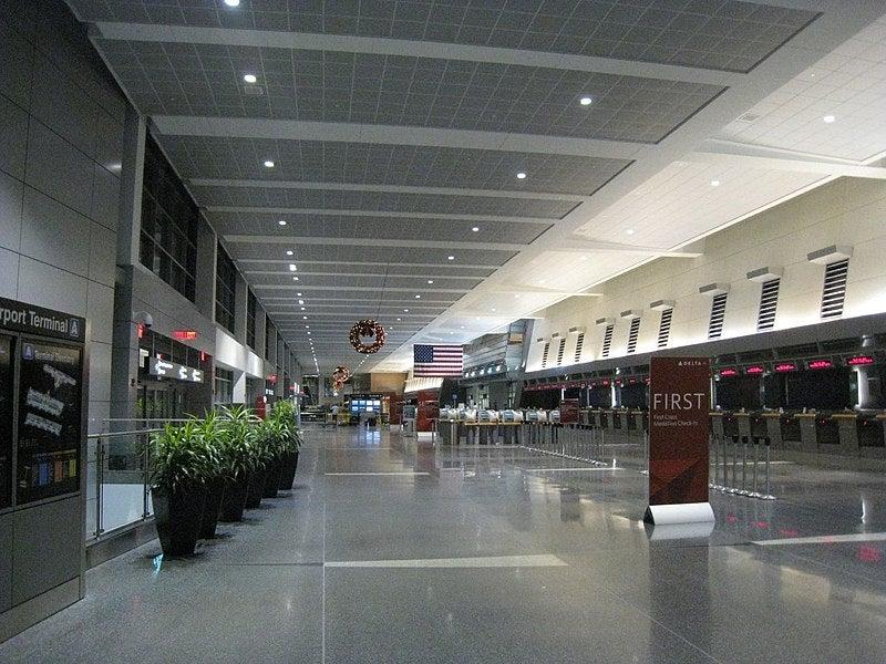 Logan International Airport CLEAR