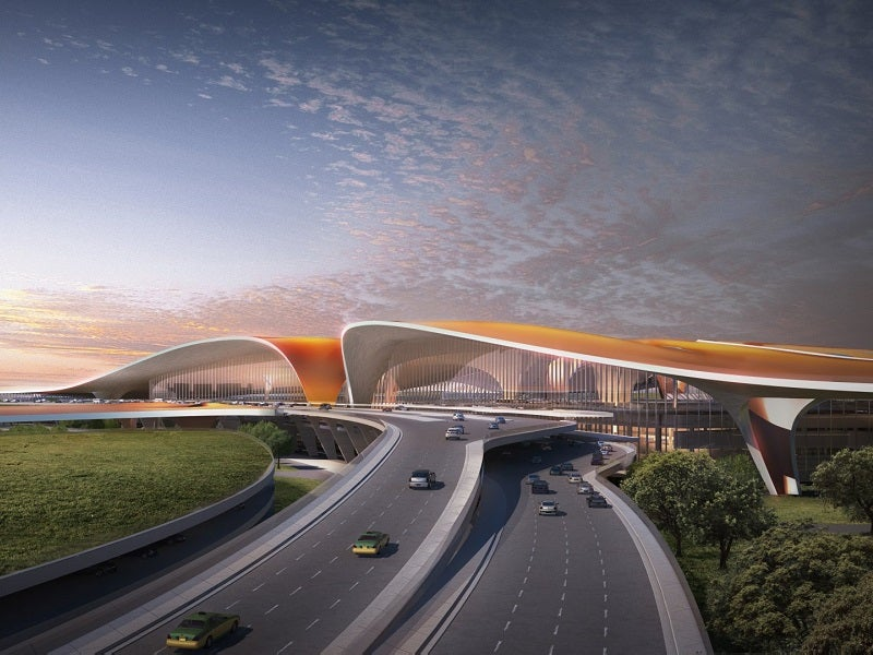 Beijing Daxing Airport: a giant prepares for take-off