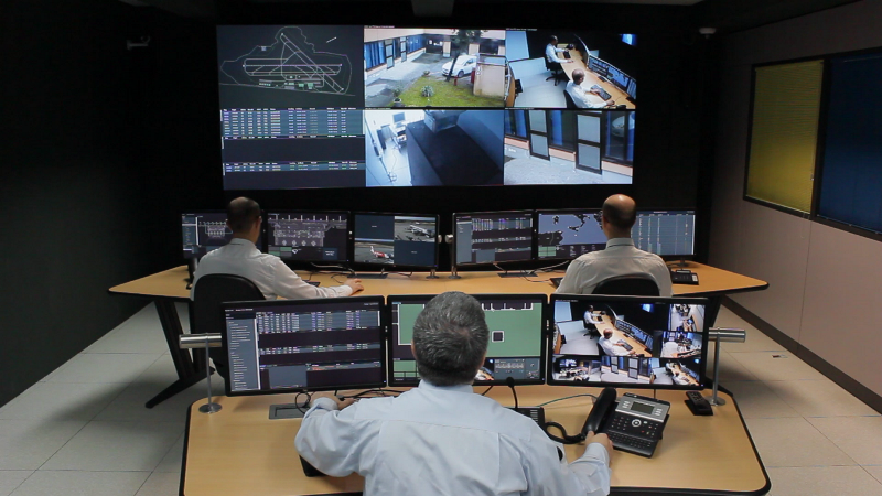 Thales To Provide Supervision Platform For Geneva Airport Operation Center