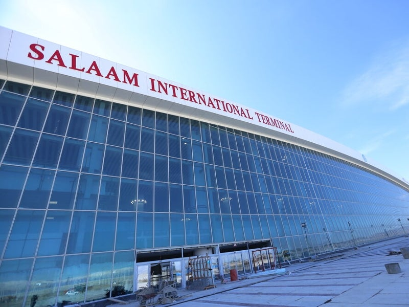 The Salaam Terminal was inaugurated in June 2019. Credit: Imam Khomeini Airport City.