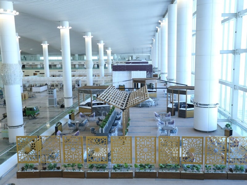 The Salaam Terminal will handle up to five million passengers. Credit: Imam Khomeini Airport City.
