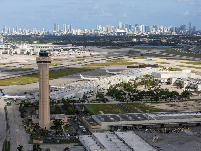The modernisation projects at the airport will help meeting the increasing demand for passenger services. Credit: Miami International Airport.