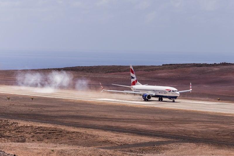 Dangerous airport runways
