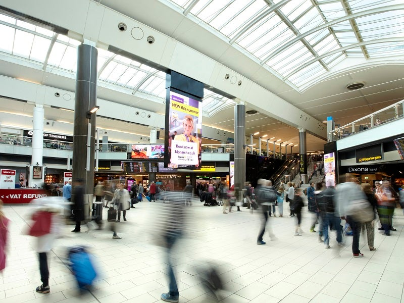 Market Data Archives - Airport Technology