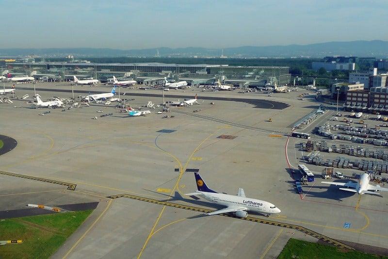 Frankfurt International Airport FRA