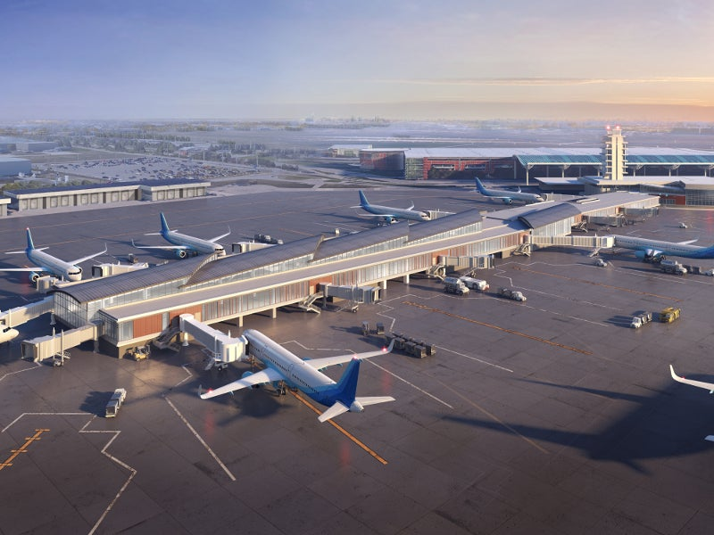 Gerald R. Ford International Airport Expansion