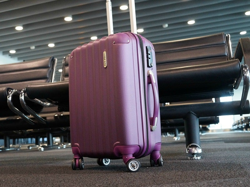 Baggage tracking technology for airports