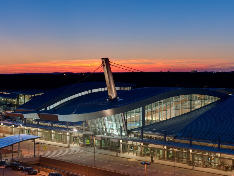Raleigh-Durham International Airport will undergo a $2.7bn capital programme to meet aviation needs. Credit: RDUAA.