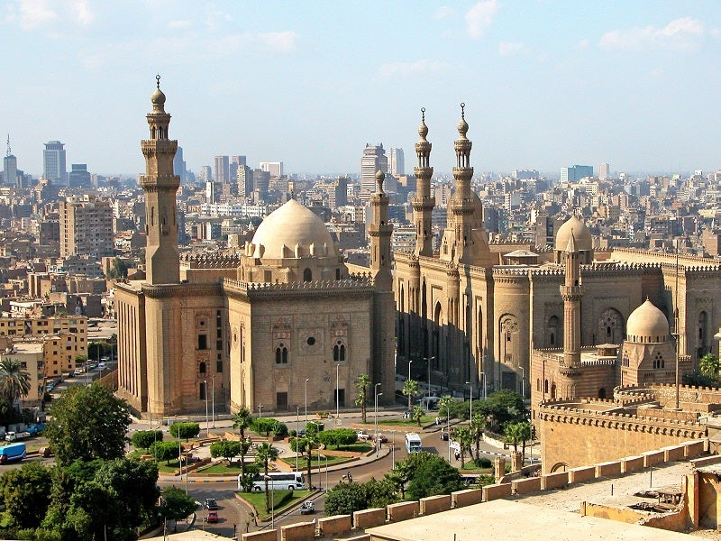 Starting from scratch: a new airport for Egypt's new capital city