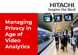 Managing privacy in the age of video analytics