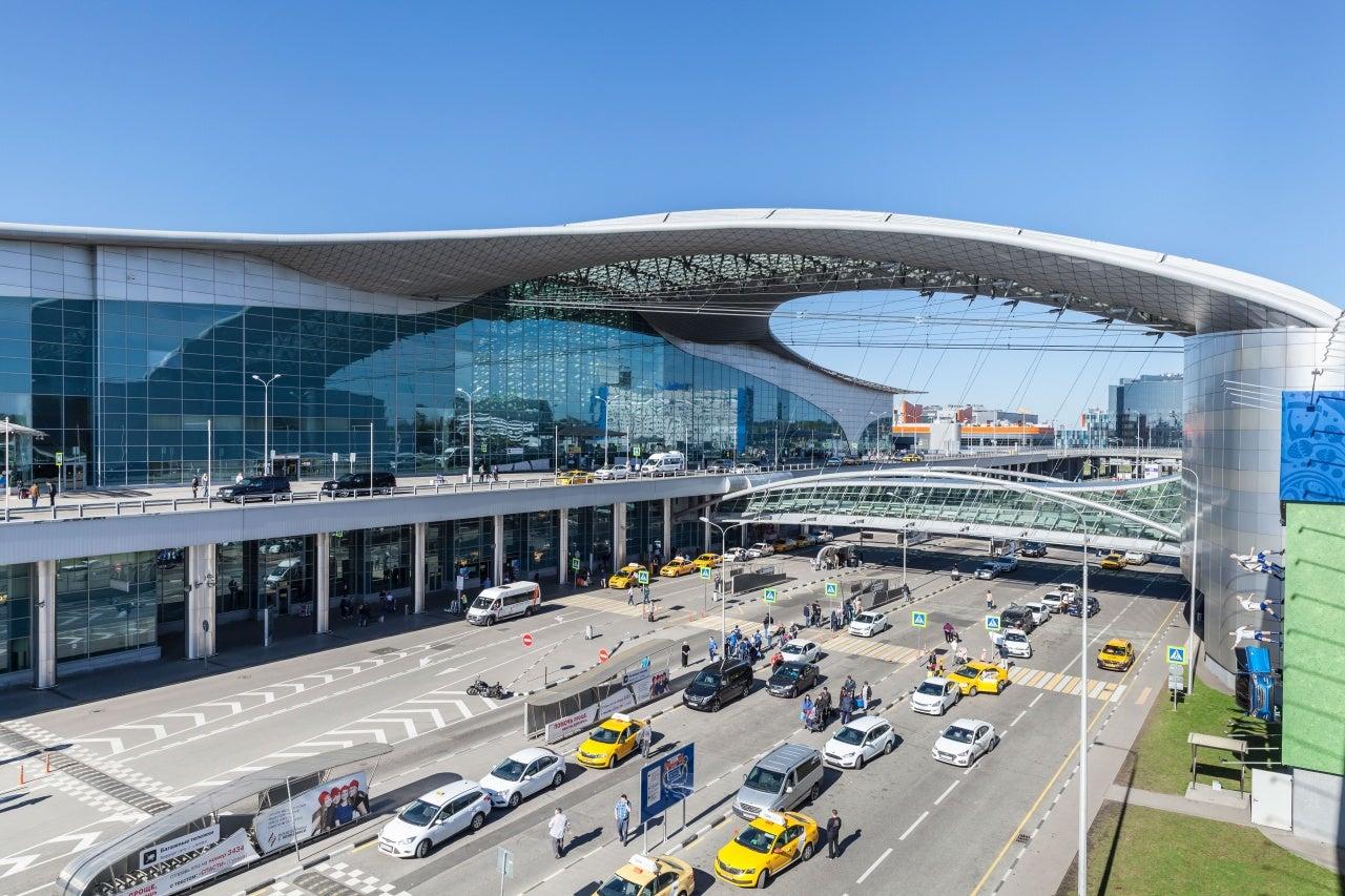 Резултат слика за sheremetyevo airport