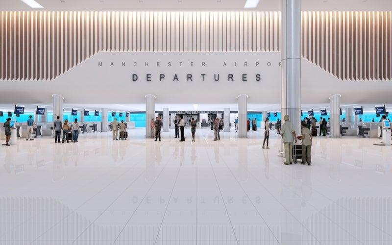 Aeroporto de Manchester lança serviço de coleta de bagagem com Airportr
