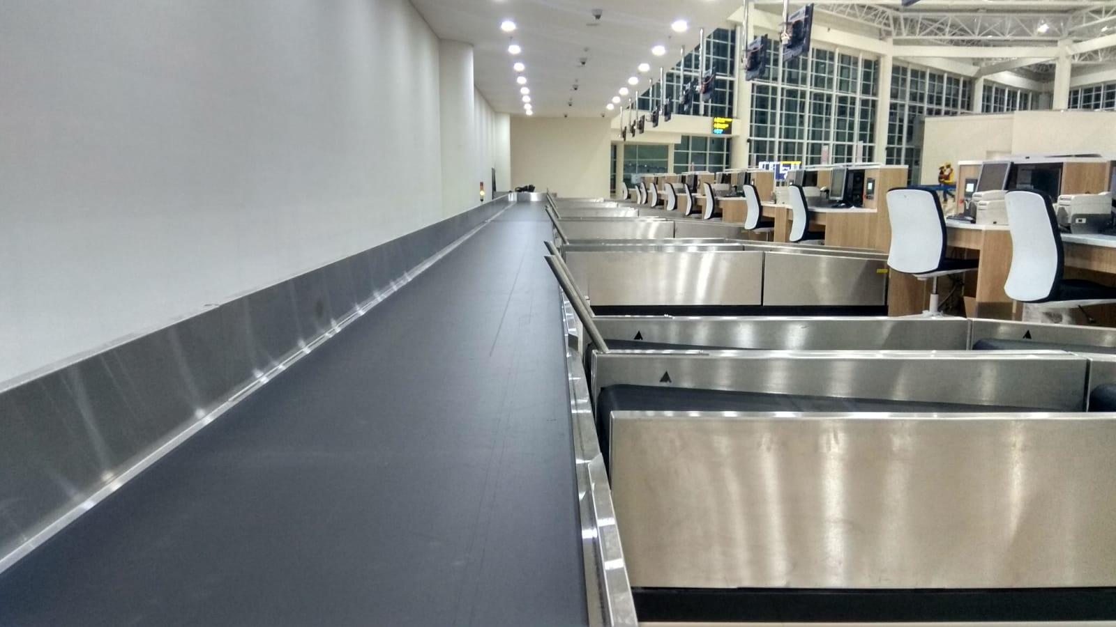 Ansir-Systems-Banjarmasin Collector Conveyor