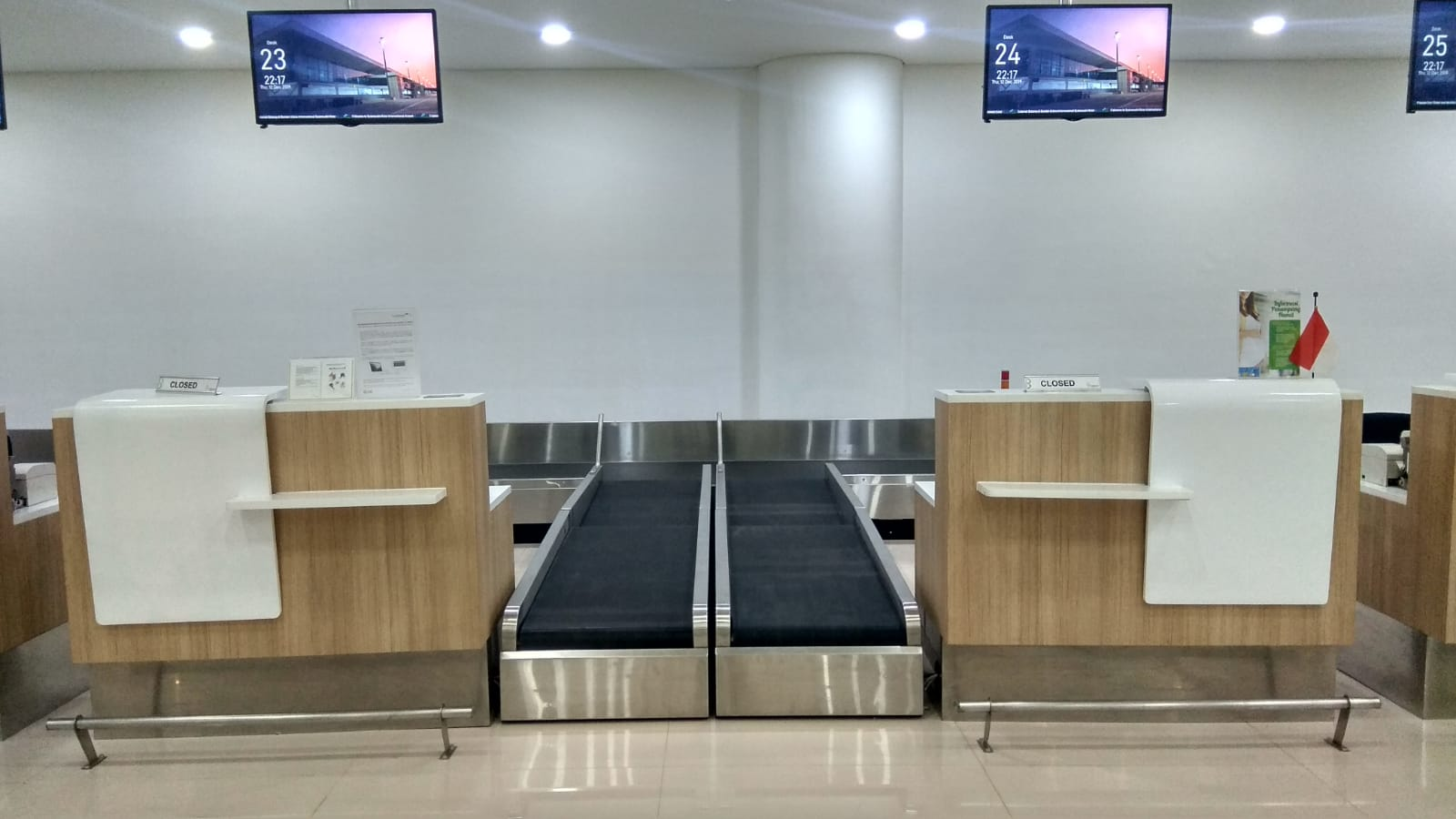 Ansir-Systems-Banjarmasin Front of Check Ins