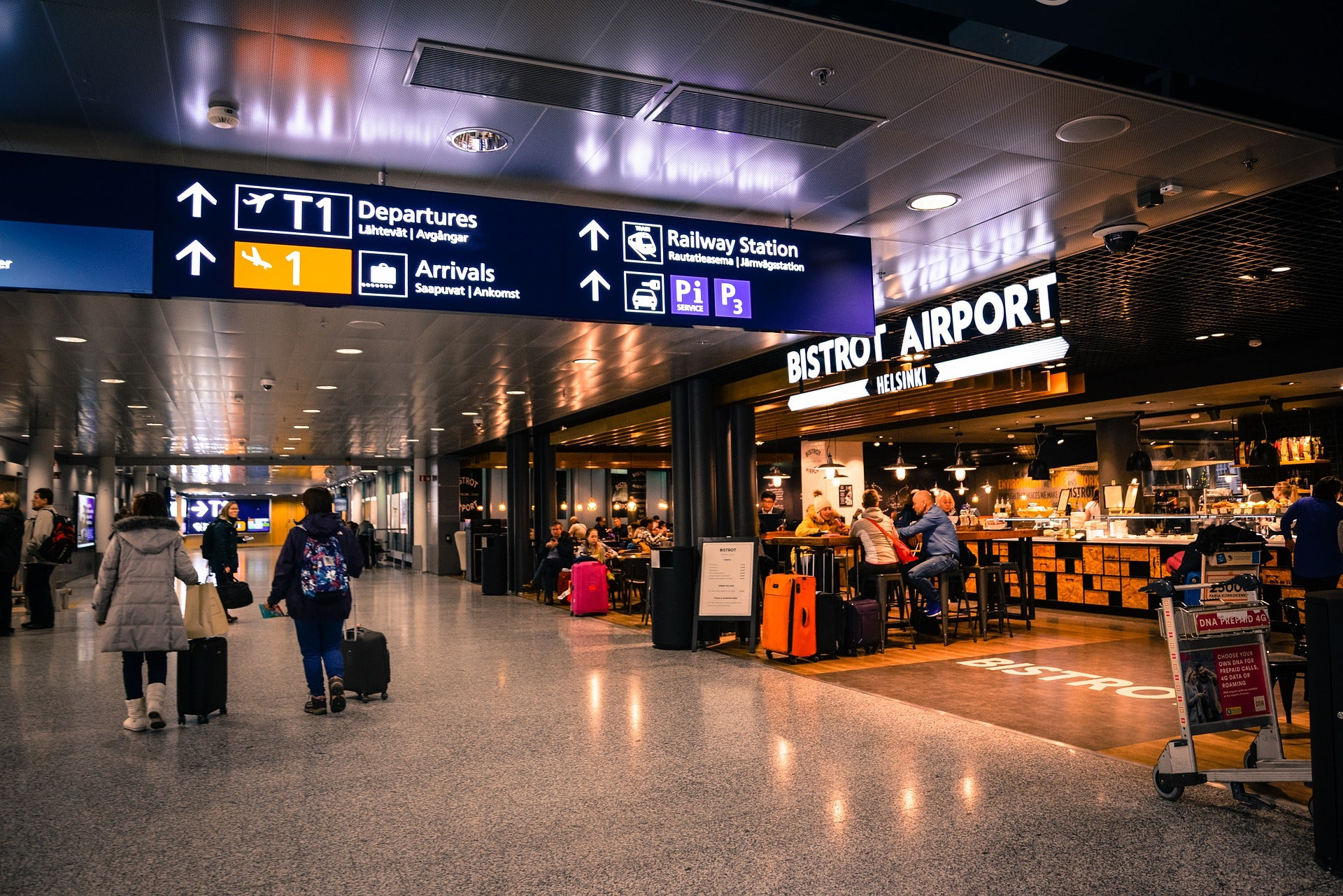 Unveiling the biggest airport retail trends for 2020