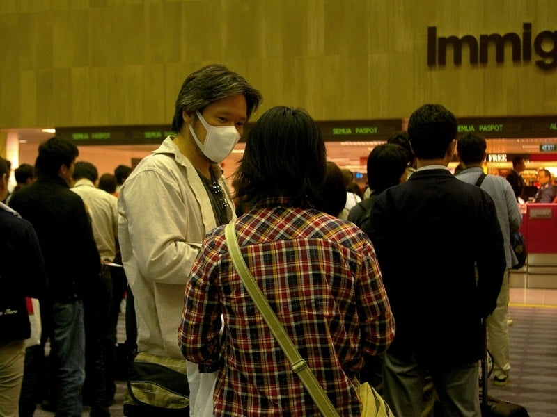 Coronavirus: Preventive measures at airports