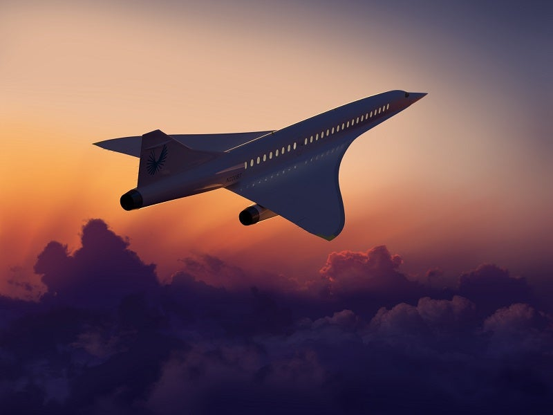 How will airports adapt to supersonic passenger aircraft?