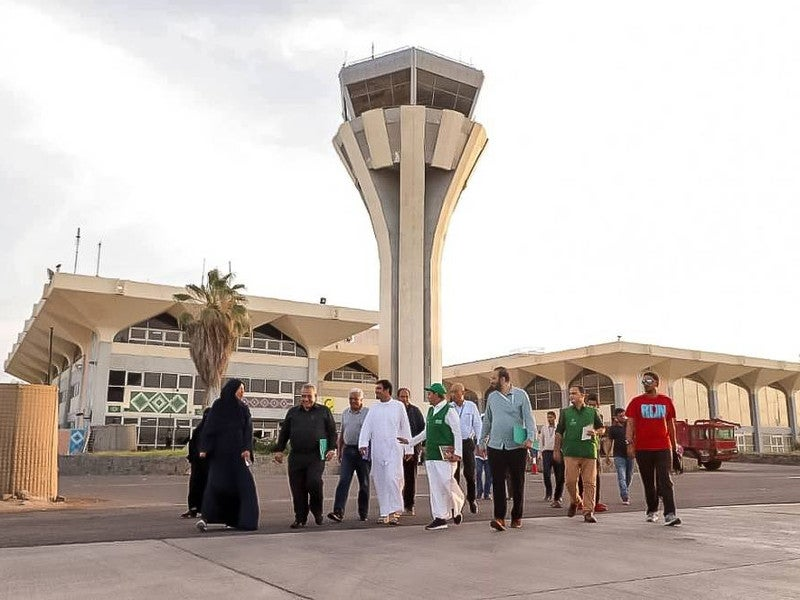 Aden International Airport Rehabilitation