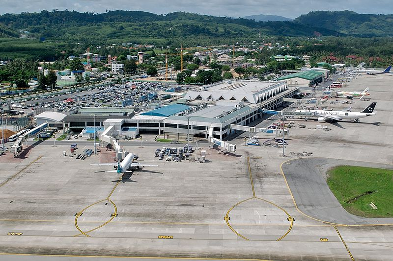 Phuket Airport extends Covid-19 screening for passengers from Cambodia