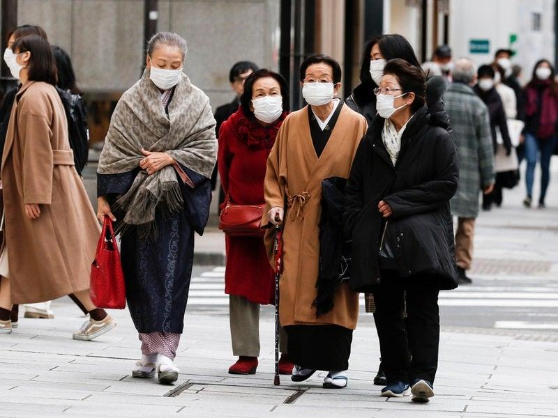 Coronavirus in Japan