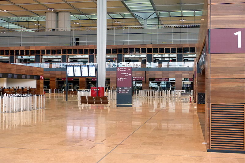 Covid-19: Berlin Brandenburg Airport to reduce workers' hours