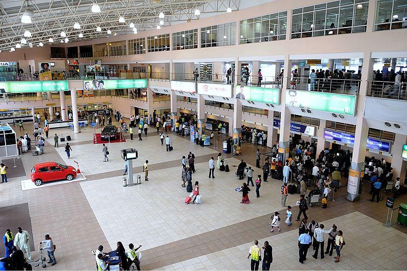 Coronavirus Covid-19: Nigeria to increase preventive airport measures