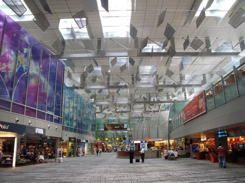 Changi Airport; Accenture