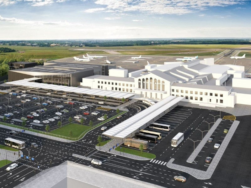 Vilnius International Airport Expansion