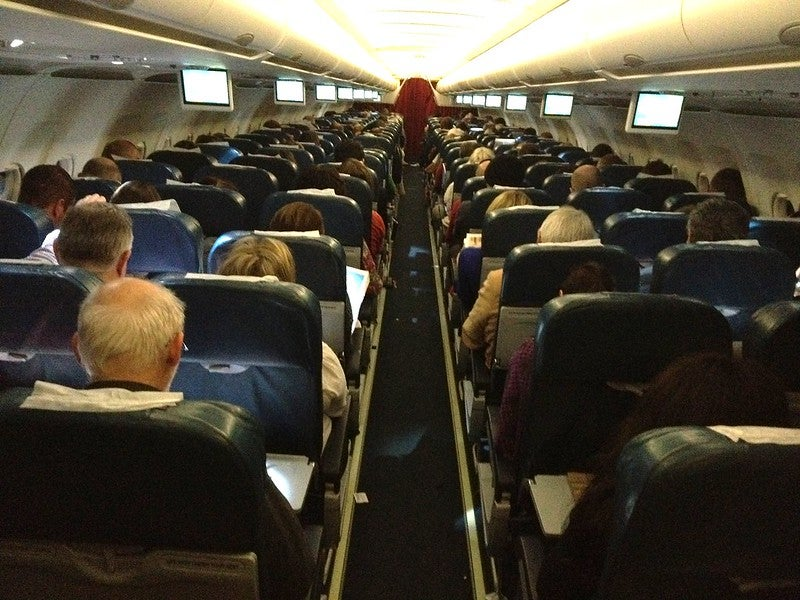 passenger demand February