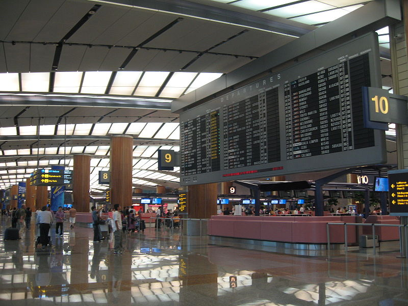 Changi Airport Covid-19