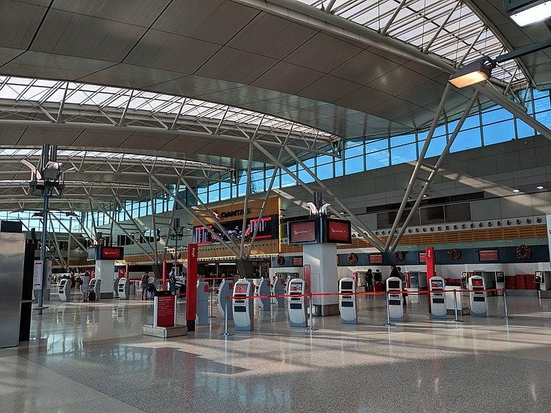 Sydney Airport Covid-19