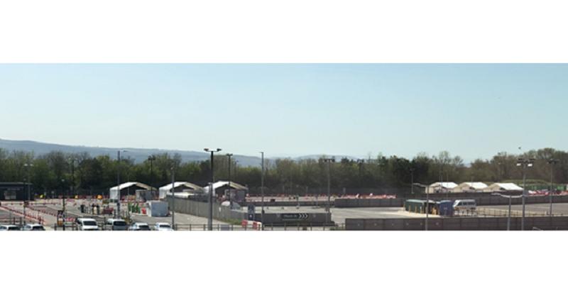 Bristol Airport Covid-19