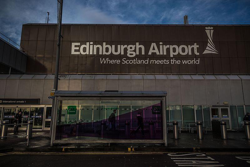Edinburgh Airport Covid-19 testing