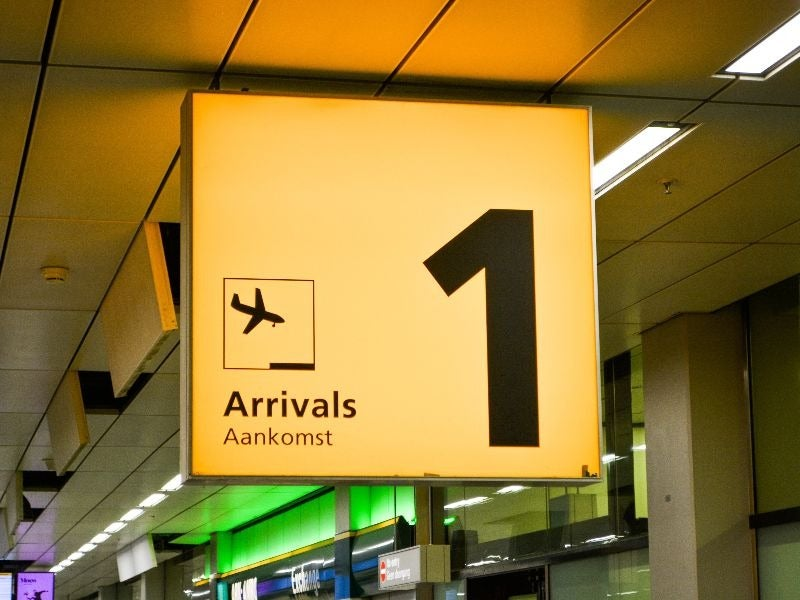 lie detectors at airports