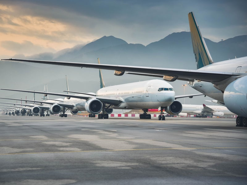 Airport Tech trends: Aircraft leads Twitter mentions in Q1 2020