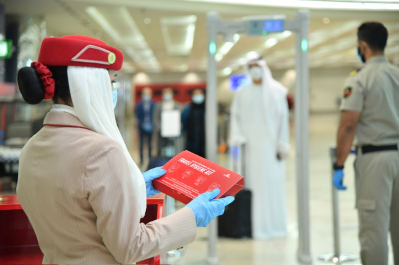 Emirates implements safety measures as flight operations resume